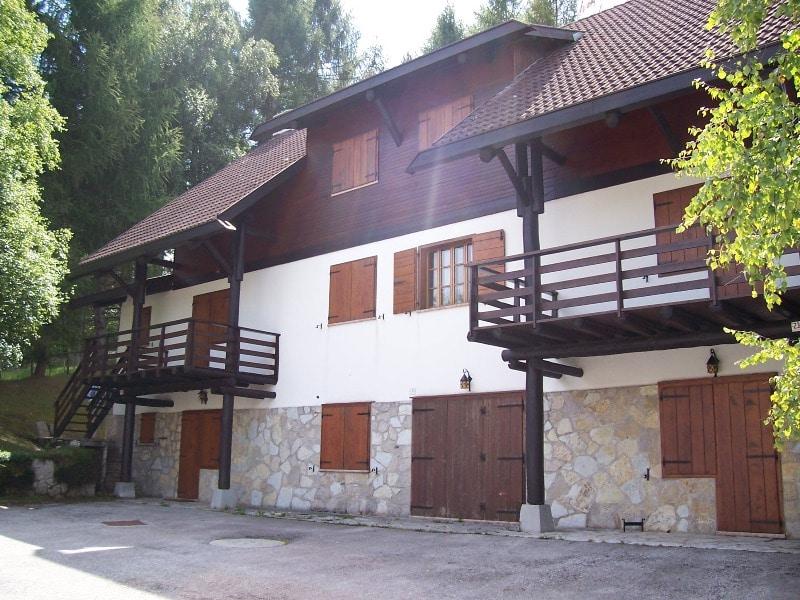 Villa bifamiliare Alpe in fiore