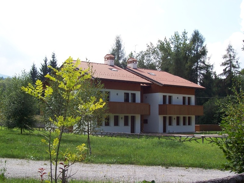 Appartamento di 65mq con ampio giardino di proprietà