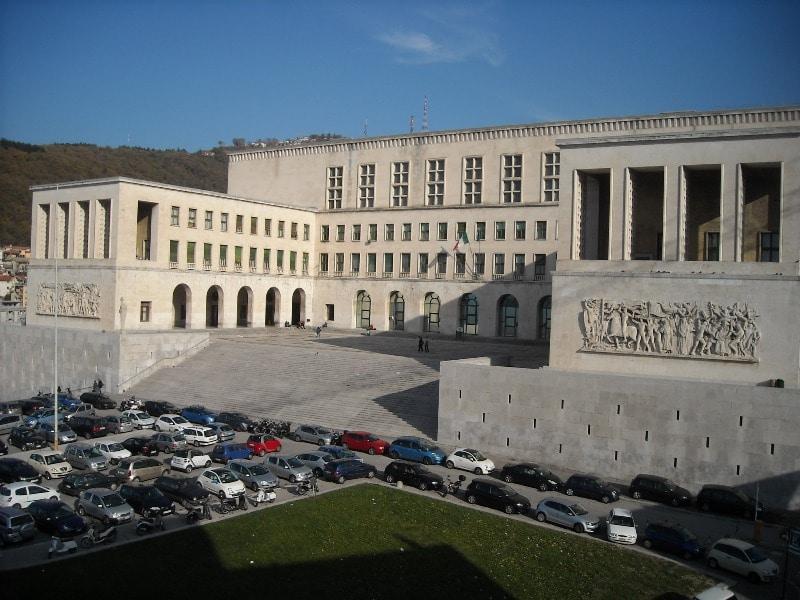 appartamento a 2 km dal centro di Trieste, fronte università