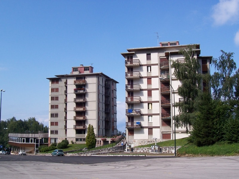 Appartamento con una camera Piazzale Nevegal
