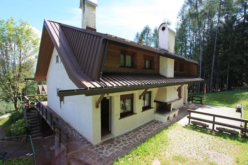 Appartamento in Villa con 2 camere e soppalco