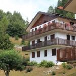 Appartamento con ampia terrazza panoramica.