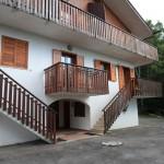 Appartamento con terrazze panoramiche verso le Dolomiti